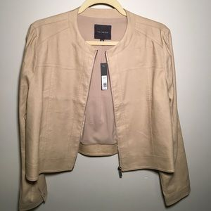 Cream colored Jacket